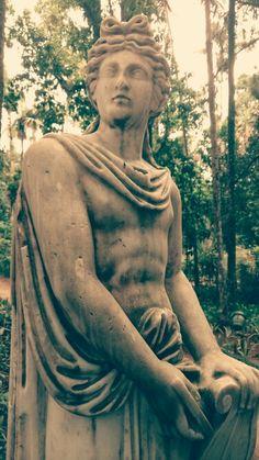 Apolo,  Jardim do Museu Imperial de Petrópolis