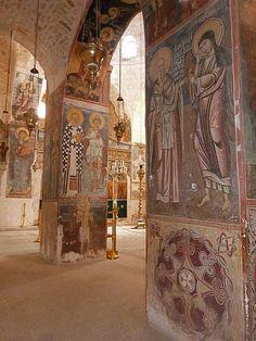 Monastery of the Cross Jerusalem ~ Israel