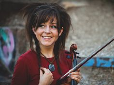 Lindsey Stirling fiddlestick for 1400x1050
