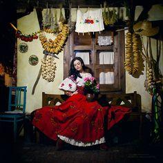 Plongez dans l'univers fantastique de Margarita à travers une série de clichés…