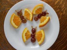 Diseño de Frutas para Fiestas Infantiles - Bocadillos Sanos y Nutritivos: