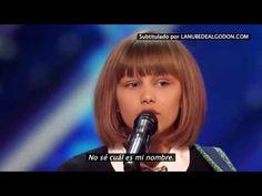 Esta niña dejo a todos estupefactos cuando escucharon su voz ¡Gano el botón de oro! - YouTube