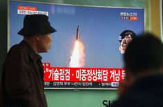 Russia: The US lied about North Korean mid-range missile