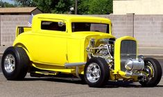 1932 Chevy Hot Rod