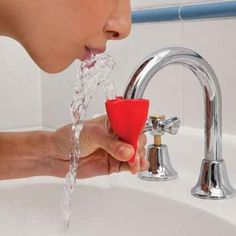 Personal Water Fountain Spout