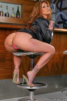 Big ass round tiffany tits