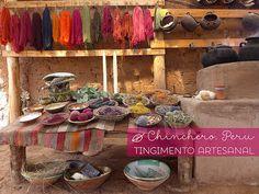 Peru: tradição em tingimento natural                                                                                                                                                                                 Mais