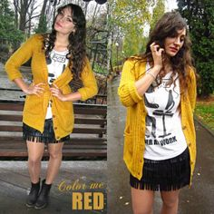 Check out the new outfit on my blog: http://roxxanaifrim.blogspot.ro/2013/11/autumn-colors.html