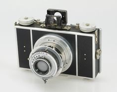 3 pieces Lucien Baudry Isographe L. Duguy cameras with Bertiot Flor lenses :: Cameramate Store