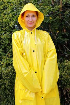 Vinyl Raincoat, Pvc Raincoat, Raincoat Jacket, Plastic Raincoat, Yellow Raincoat, Plastic Pants, Rain Jacket, Parka, Imper Pvc