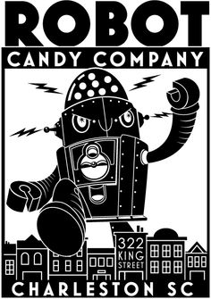 The Robot Candy Co. Blog