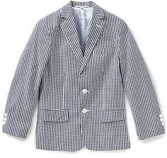 Class Club Big Boys 8-20 Gingham Blazer Teen Guy, Big Boys, Gingham, Blazers, Just For You, Shirt Dress, Club, Guys, Stylish