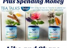 Tetley tea canada contests and sweepstakes