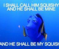 Oh Squishy my Squishy! :)
