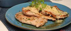 Receita de Costeletas de porco com molho branco. Descubra como cozinhar Costeletas de porco com molho branco de maneira prática e deliciosa com a Teleculinária!