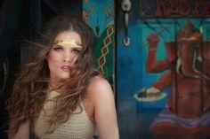 BEST Boho Jewelry Boho Hippie Headband GOLD Hippie by ShimmerTatts