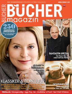 Das neue BÜCHER magazin am 15. Januar 2015