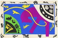 Henri Matisse, il cancro e i suoi coloratissimi collage
