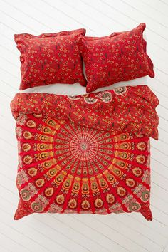 Trade Star Exports Mandala Tapestry / Boheme bedlinen & auml; cal f uuml; r Single bed / hippie dorm decoration / cotton bedspread / Hippie Tapestry / picnic blanket: Amazon.de: Kitchen & Household