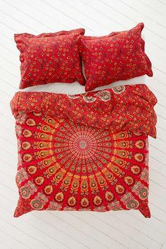 Trade Star Exports Mandala Tapestry / Boheme bedlinen & auml; cal f uuml; r Single bed / hippie dorm decoration / cotton bedspread / Hippie Tapestry / picnic blanket: Amazon.de: Kitchen & Household
