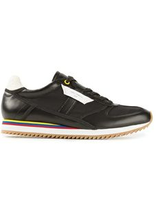 DOLCE and GABBANA Paneled Trainer