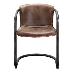 Orland Dining Chair, Brown (Set of 2)