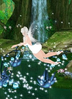 Captured Inside IMVU - Mundo das Fadas!