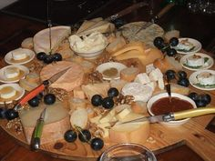 Tabua de queijos ... Kaasplank :: ElsaRblog