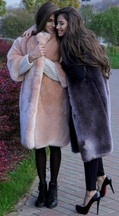 eb03245ee0eae8 For The Love Of Fur Stunning Brunette, Fur Clothing, Fur Fashion, Womens  Fashion
