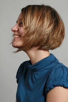 short hair - Click image to find more hair & beauty Pinterest pins