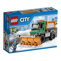 60083 Lego City Sneeuwtruck