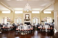 Pretty wedding reception at the Hinsdale Golf Club-Chicago Wedding Reception Seating, Wedding Reception Decorations, Reception Ideas, Wedding Bells, Chelsea And Adam, Pink Black Weddings, Hidden House, Chicago Wedding Venues, Boyfriends