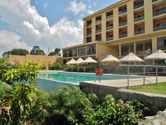 Haile Resort in Awassa, Ethiopia.  Great place for a nice getaway.  Reasonably priced and beautifully laid out