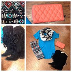 Apricot Lane Boutique 601.707.5183 Rock this fun and colorful outfit to start your week off right! @apricotlaneridgeland @renaissanceatcolonypark #apricotlane #shoprenaissance #fashion2013 #fall2013 #womenswear #ootd #colorful #fun #columbusday