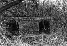 Abandoned railroad tunnel  hackettstownlife.com