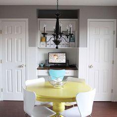 A Bright DIY Kitchen Under $500