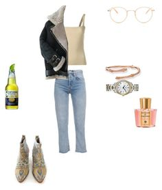 """London"" by diamara-dostanova on Polyvore featuring мода, Dolce&Gabbana, Rodarte, Garrett Leight, Acne Studios, Chupi, Longines и Acqua di Parma"