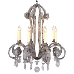Nierman Weeks chandelier