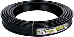 Valley View PROC-20 Professional Coiled Lawn Edging with 1 C Connector by Valley View Industries. $22.42. Packaged includes foot strip and 1 C connector. Professional coiled lawn edging. Measures 20-feet length by 5-inch height. Made of guage. This professional lawn edging heavier guage construction makes this edging the contactors choice. Both boxed and coiled edging have a 5-inch overall height. Packaged includes 1-20 foot strip and 1 C connector.