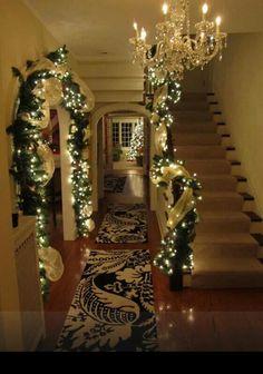 decorazione  entrata