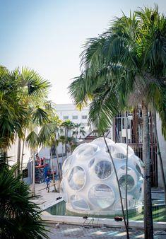 Buckminster Fuller's Fly's Eye Dome