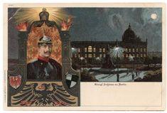 Berlin, Stadtschloß / Postkarte 1900