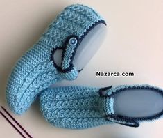 biritli-orme-kahve-cekirdekli-kadin-patik Crochet Shoes Pattern, Baby Sweater Knitting Pattern, Shoe Pattern, Baby Knitting Patterns, Knitting Socks, Knitting Designs, Crochet Baby Shoes, Crochet Slippers, Crochet Clothes