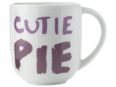 Jamie Oliver Cheeky Mugs