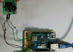 Arduino Ethernet Camera