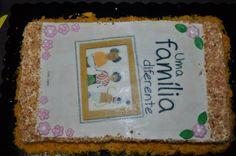Uma Família Diferente - O bolo