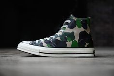 Converse All Star 1970s - Camo | KicksOnFire.com