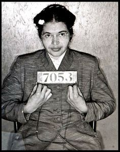 Rosa Parks: Because She Would Not Give In