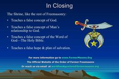 Freemasonry, Word Of God, Bible, Relationship, Concept, Teaching, How To Plan, Words, Photos