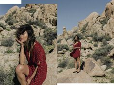 Joshua Tree - A Weekend in the Desert with Faithfull   Song of Style